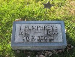 Thomas Humphreys