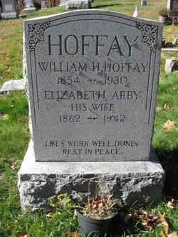 """Elizabeth """"Lib"""" <I>Arby</I> Hoffay"""