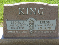 Rulon King
