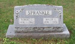 Maude Ella <I>Dilts</I> Sprankle