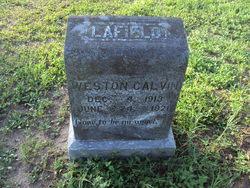 Weston Calvin LaField