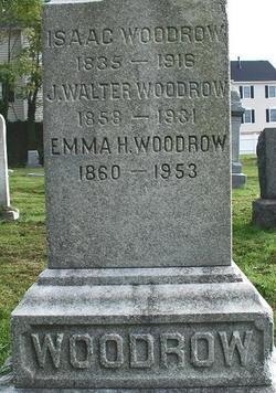 Isaac W. Woodrow