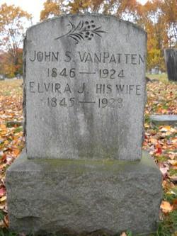 Elvira J <I>Winn</I> Van Patten