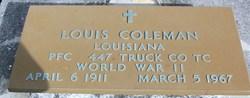 PFC Louis Coleman