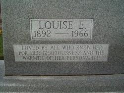 Louise <I>Eckert</I> Wickard