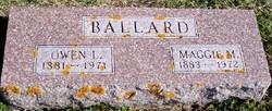 Owen Lloyd Ballard