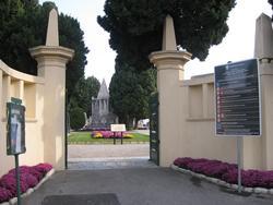 Cimetiére du Château