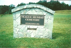 Teague Munday Cemetery
