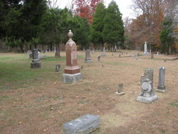 Bethel Christian Church Cemetery