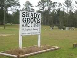 Shady Grove AME Church Cemetery