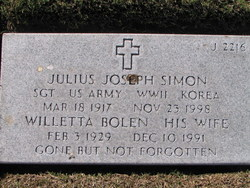 Julius Joseph Simon