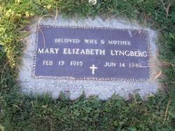 Mary Elizabeth Lyngberg
