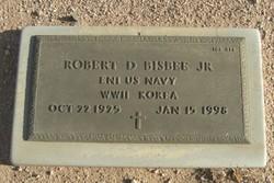 Robert D Bisbee, Jr
