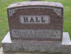 """Rebecca Frances """"Fanny"""" <I>Barnett</I> Hall"""