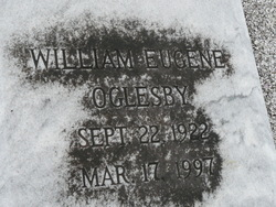 "William Eugene ""Gene"" Oglesby, Jr"
