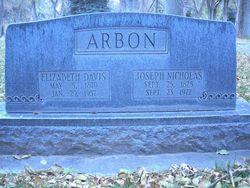Joseph Nicholas Arbon
