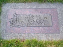 Orren Berton Arnold