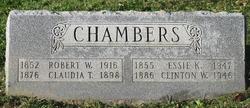Clinton Whitfield Chambers