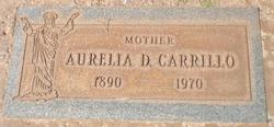 Aurelia <I>Dominguez</I> Carrillo