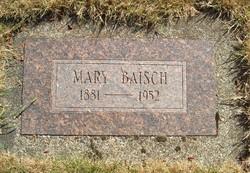 Mary Baisch