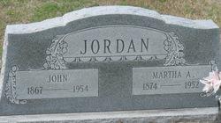 """Martha Adelaide """"Addie"""" <I>Lawhorn</I> Jordan"""