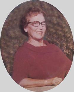 Lucille O. <I>Chinn</I> Adams