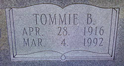 Tommie B. <I>Bridges</I> Barrett