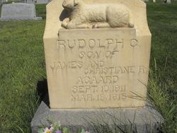Rudolph C Aagard