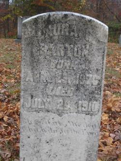 Laura Catherine <I>Fore</I> Barton