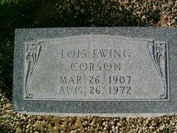 Lois L <I>Ewing</I> Corson
