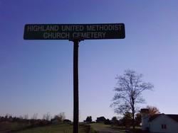 Highland United Methodist Church Cemetery