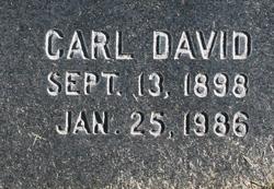 Carl David Craig