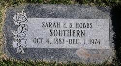 Sarah Elizabeth <I>Byram</I> Southern