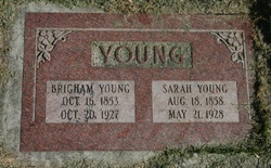 Sarah Elizabeth <I>King</I> Young