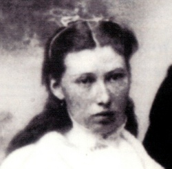"Rosetta Elisabeth ""Rose"" <I>Kerns</I> DeShazer"