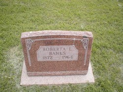"Roberta ""Berta"" <I>Lovelace</I> Banks"