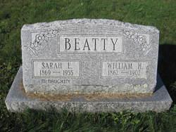 Sarah E. <I>McNaughton</I> Beatty