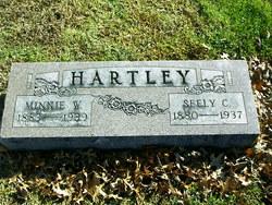 Minnie W. <I>Mayer</I> Hartley