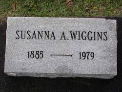 Susanna Arcedis <I>Taylor</I> Wiggins