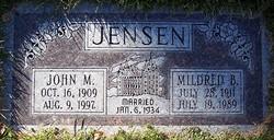 Mildred Bertie <I>Mower</I> Jensen