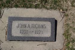 John Alma Richins