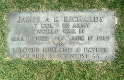 "LTC James A.K. ""Jim"" Richards"