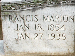 "Francis Marion ""Frank"" Henderson"