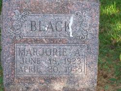 Marjorie Black