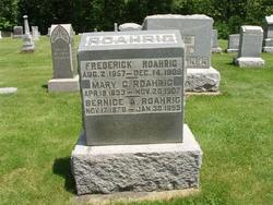 Frederick Roahrig, Jr