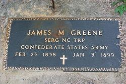 James M Green