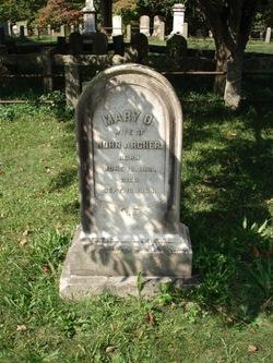 Mary O. Archer
