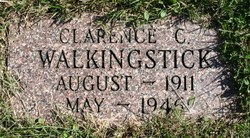 Clarence C. Walkingstick