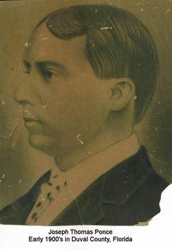 Joseph Thomas Ponce
