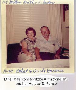 Ethel Mae <I>Ponce</I> Armstrong
